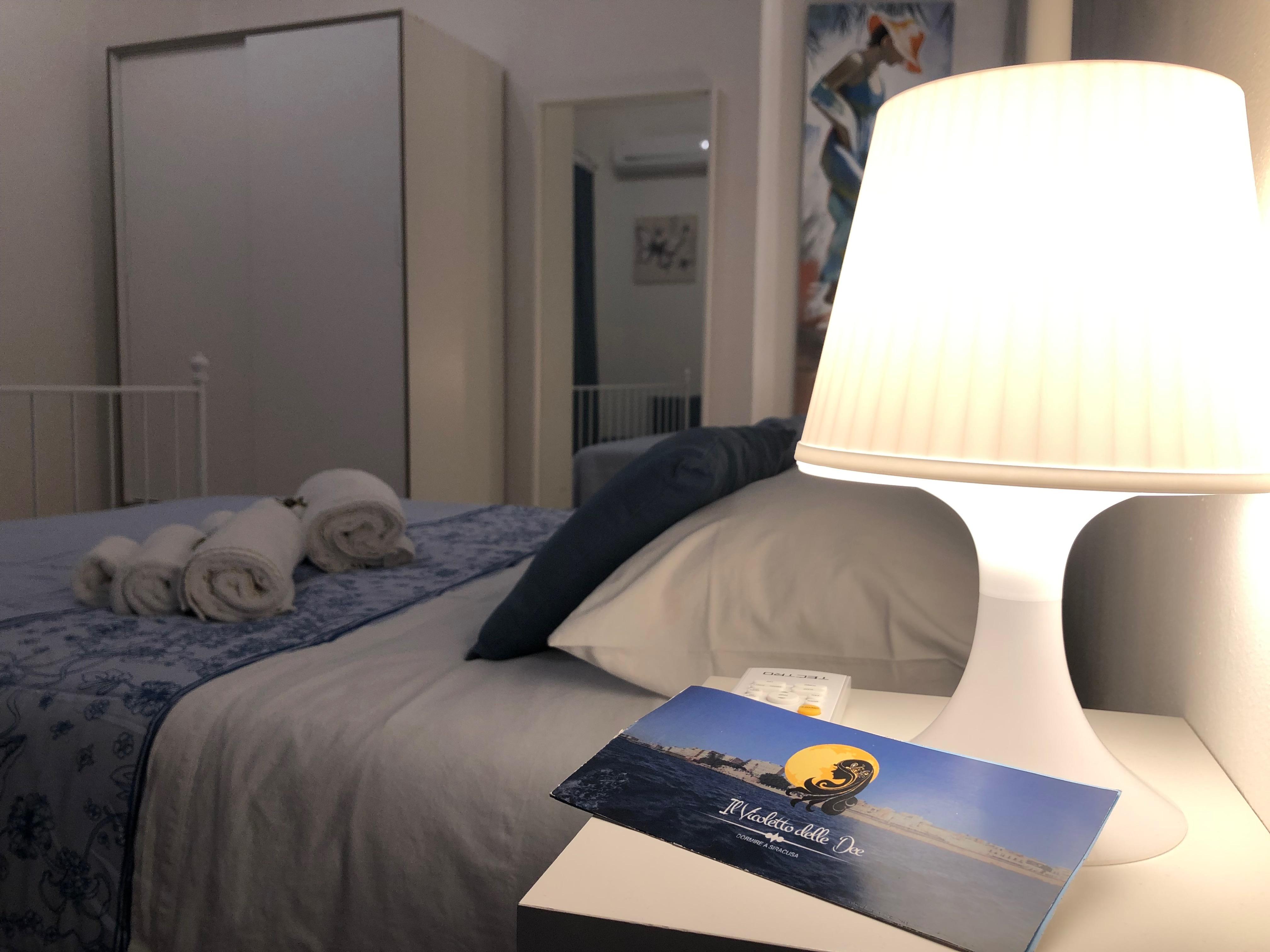 DEMETRA Dormire a Siracusa nella bella isola di Ortigia